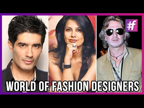 Finest Fashion Designers Of India