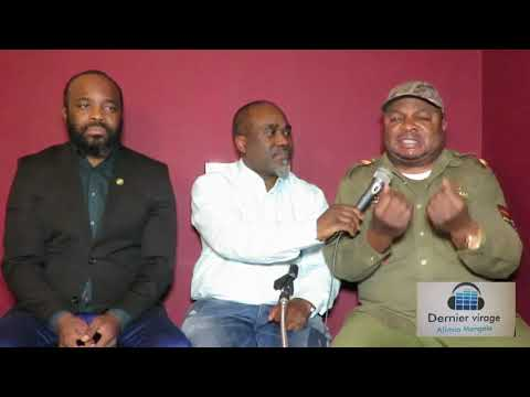 Boketshu na Commandant Esso ba sengi mobilisation makasi na RDC, le 23/12/18 contre machine à voter