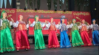 Cyprus-Russian Festival 2018.  The 3rd of June. Highlights
