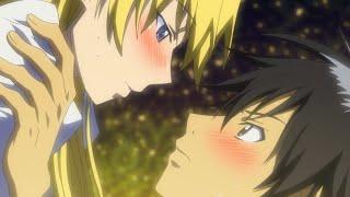 Аниме клип о любви - В твоих глазах... (Аниме романтика + AMV)