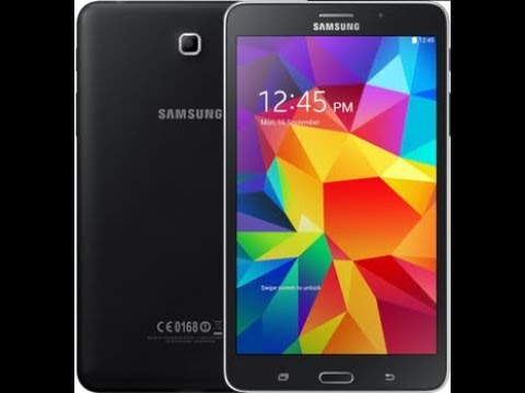 Обзор планшета Samsung Galaxy Tab 4 7.0 3G SM-T231
