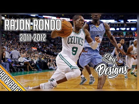 Rajon Rondo THROWBACK 2011-2012 Season Highlights // 11.9 PPG, 11.7 APG, 4.8 RPG