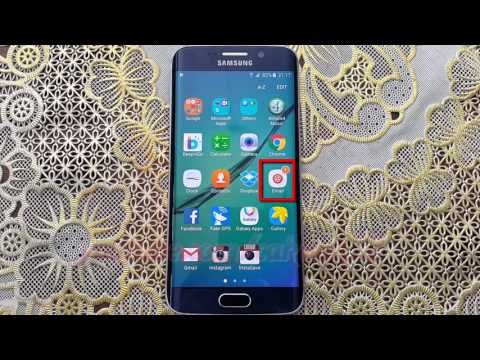 How to delete multiple emails on Samsung Galaxy S6 or S6 Edge
