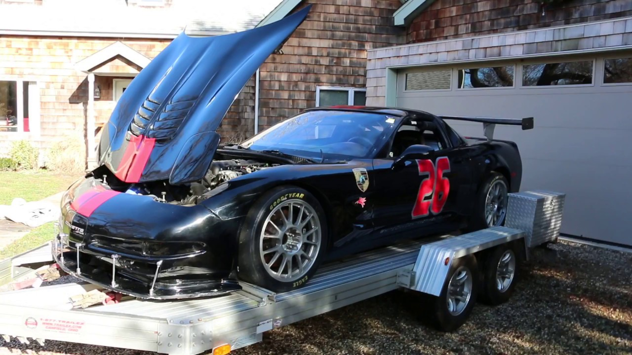 1999 Chevrolet Corvette SCCA Club Race Car For Sale~Carbon Fiber ...