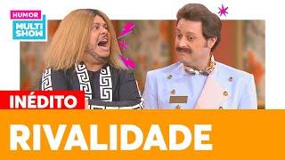 Ferdinando e Alejandro estão em GUERRA pela vaga de CONCIERGE!  | Vai Que Cola EP7 15/10/19 Parte 1