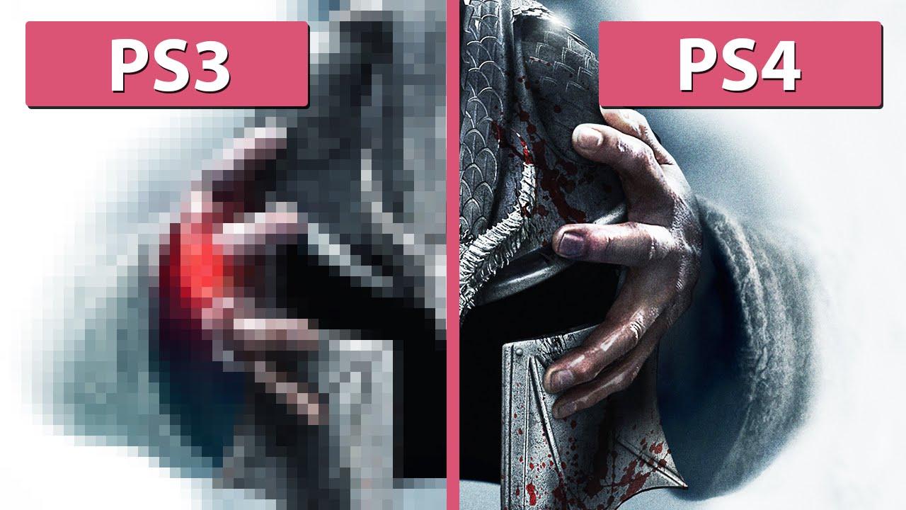Dragon Age: Inquisition – PS3 vs. PS4 Graphics Comparison