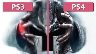 Dragon Age: Inquisition – PS3 vs. PS4 Graphics Comparison [FullHD]