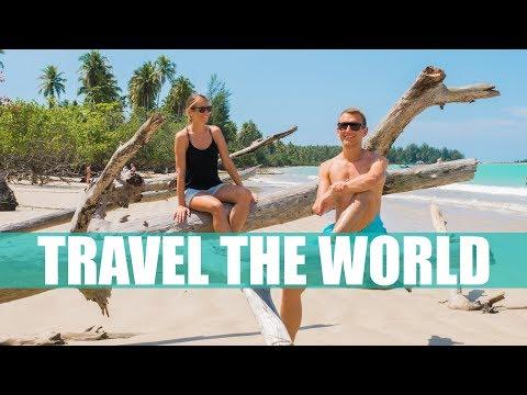 3 Jahre Weltreise 🌴 Der Life to go Weltreise Trailer