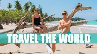 3 Jahre auf Weltreise 🌴 Lebe dein Leben, denn du hast nur eins!