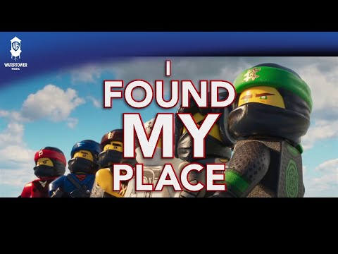 Lego Ninjago - Found My Place - Oh Hush feat Jeff Lewis  Lyric