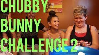 CHUBBY BUNNY CHALLENGE 2  #MIGHTYDUCK