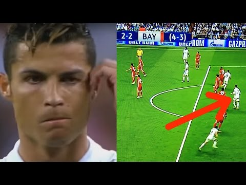 Twitter Reacts to Cristiano Ronaldo's Offside Goal vs Bayern Munich in Extra Time
