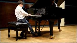 Haydn, Sonate D dur, Finale - Kolia