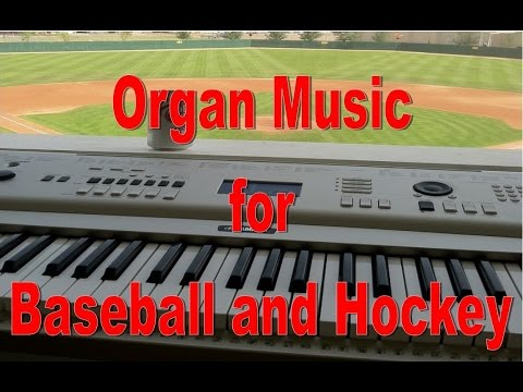 NEW Ballpark Organ Music
