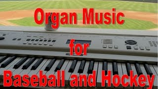 NEW Ballpark Organ Music thumbnail
