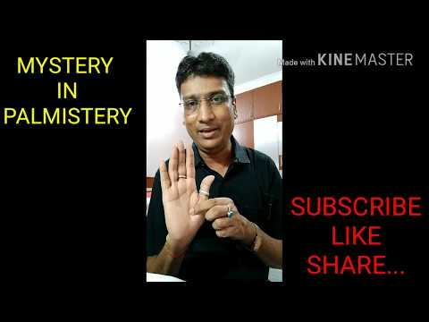 MYSTERY IN PALMISTRY... thumbnail
