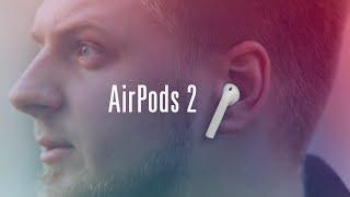 Обзор AirPods 2 –теперь можно брать?
