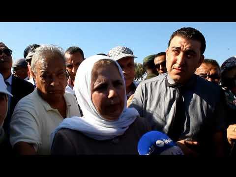 زيارة العمل و التفقد للسيدة والي ولاية عين تموشنت عبر إقليم بلديات دائرة المالح.
