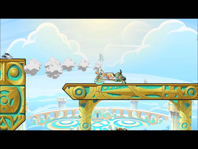 Brawlhalla Preview: A Smash-ing Good Time, No Nintendo