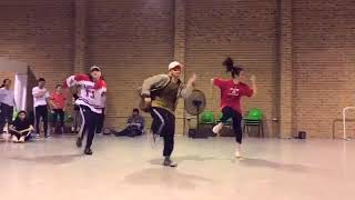 Lil Dicky   Freaky Friday feat  Chris Brown  JOSH VELARDE CHOREOGRAPHY 1 flipped