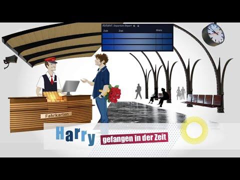 Learn German (A1-B1)   HARRY – Gefangen In Der Zeit   Episode 26