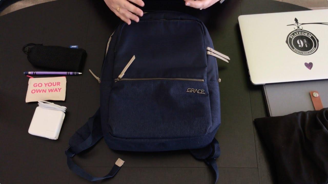 3937295cec4c Laptop Backpacks  STM Grace