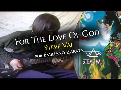steve vai for the love of god emiliano zapata youtube. Black Bedroom Furniture Sets. Home Design Ideas