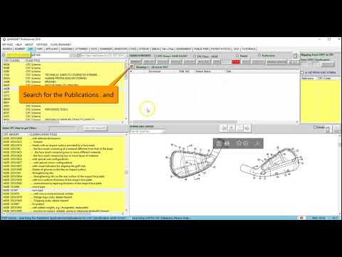 USPTO 7 Step Patent Search Strategy - Tutorial