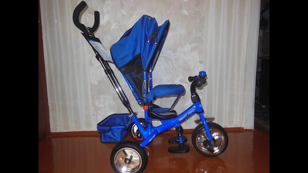Детский велосипед RT
