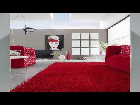 Modernes Wohnzimmer Teppich Ideen | Haus Ideen