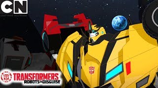 Transformers | Epic Moon Battle | Cartoon Network