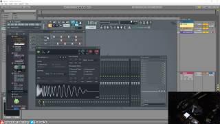 FL Studio VSTi In Ableton Live 9 : Multichannel Audio Routing