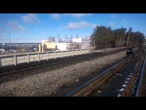 В Челнах поезд сбил женщину