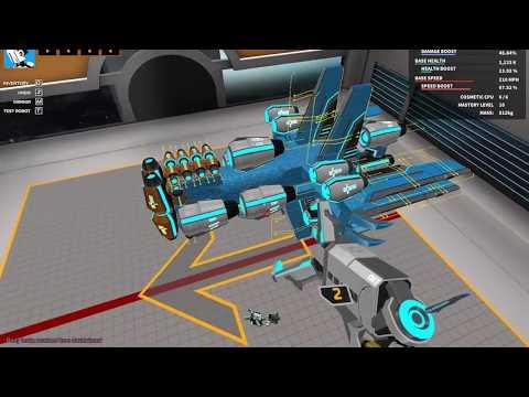 My Roll Rocket development - Part One.