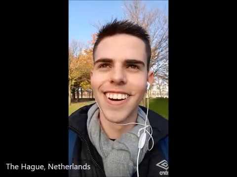 My exchange program - Brazil to Netherlands