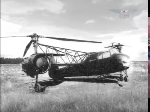 Wings TV Wings of Russia 13of18 Helicopters The Air Rovers X