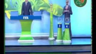 فيديو نتائج قرعة كأس العالم لقارة آسيا