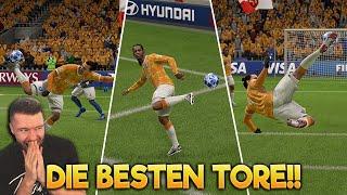 FIFA 19: DIE SCHÖNSTEN TORE 😱😱