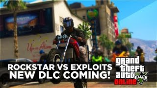 GTA 5 Online Rockstar VS Glitches, New DLC, Heist Missions and More (Squadcast 56)
