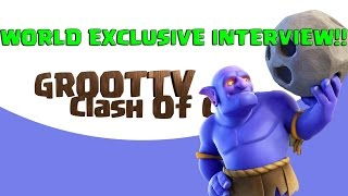 🌲EXCLUSIVE Bowler interview🌲 Worlds Only Interview!! Clash On GrootTV