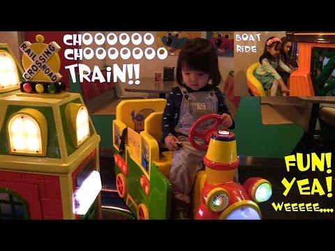 Indoor Amusement Center: Chuck E. Cheese