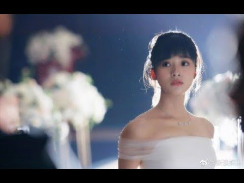 Shen Yue in the press conference of Meteor Garden 2018