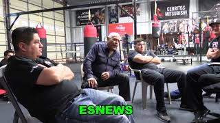 Do Boxers Keep Their Belts If They Lose? We Ask Robert Garcia | EsNews Boxing