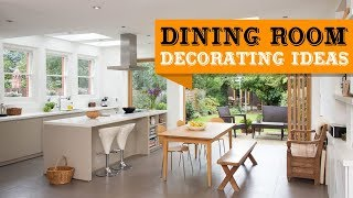 40+ Best Kitchen Dining Room Decorating Ideas