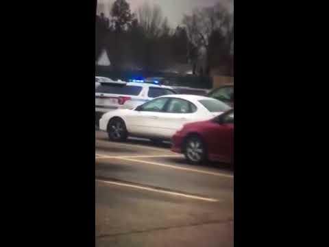 Walmart Shooting, Starkville MS
