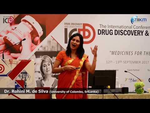 Dr. Rohini M. de Silva's Keynote Speech @ICDDD 2017