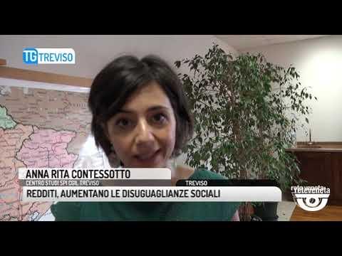 TG TREVISO (19/06/2019) - REDDITI, AUMENTANO LE DI...