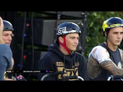 Final UCI BMX Freestyle Park World Cup - FISE World Denver 2016