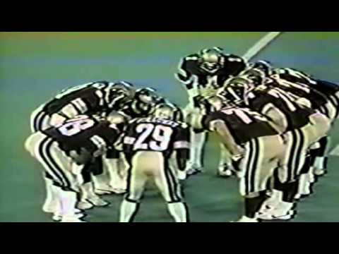Week 1 - 1984: Chicago Blitz Vs Michigan Panthers