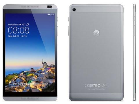 Flash firmware Huawei MediaPad M1 S8-301U-18 (8 Gb)